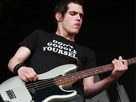 Mikey Way (Bass)